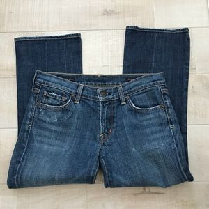 Citizens of Humanity Jeans Kelly 063 Crop Sz 27